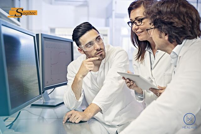 Data-ops as a service, digital healthcare analytics, Sagitec HealHub, jumpstart your digital journey, digital transformation in healthcare, health data analysis, disease cohorts, patient engagement, outcome based care