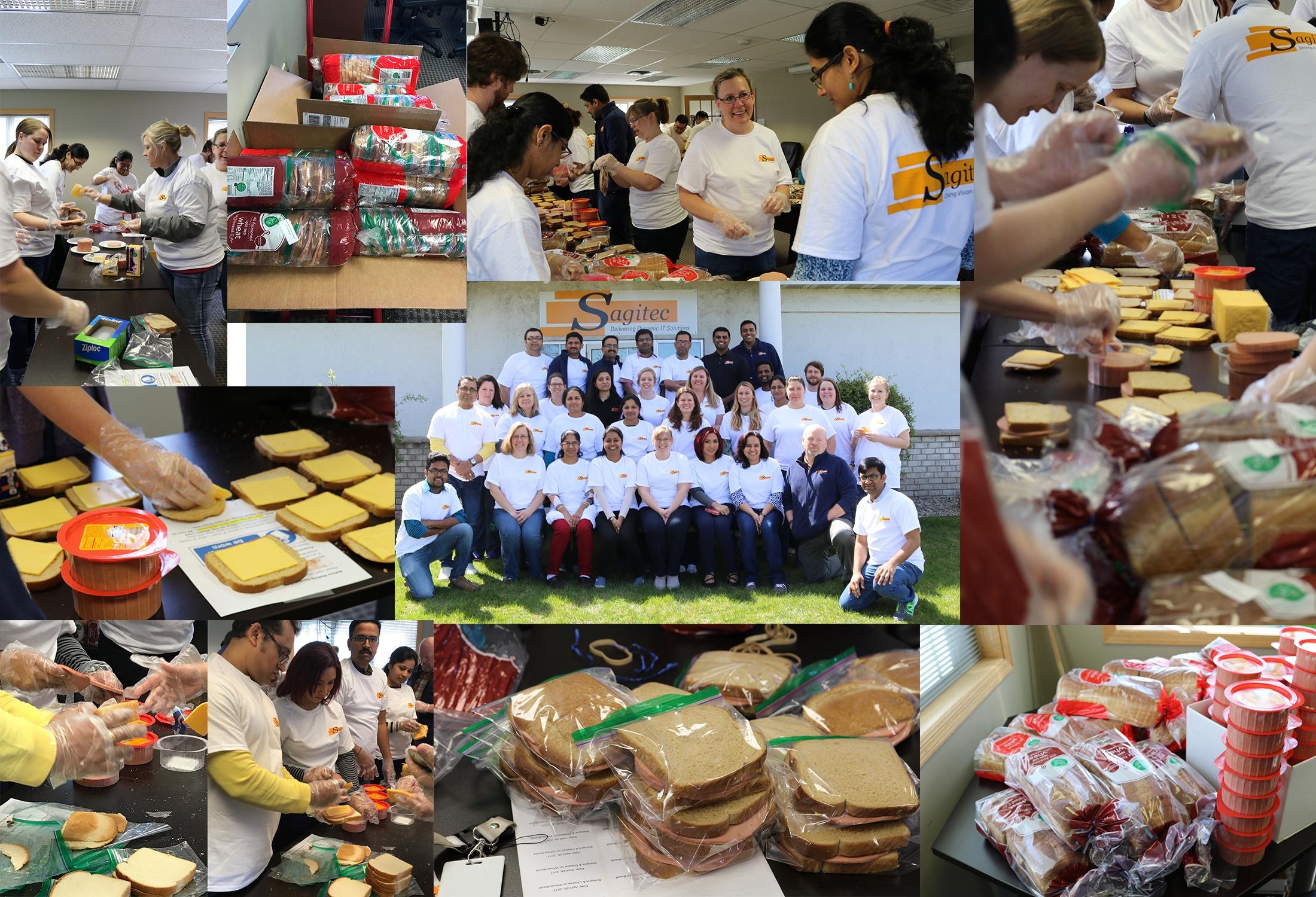 National volunteer week, corporate social responsibility
