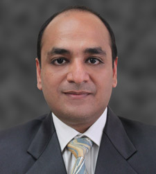 Rachit Arora, Chief Technical Officer